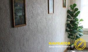 Двухкомнатная квартира на парке Гафури