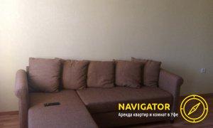 Сдается однокомнатная квартира в Черниковке в новом доме на Горького