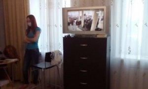 Сдается двухкомнатная квартира на Максима Горького в новом доме в Черниковке
