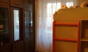 Отличная четырехкомнатная квартира по Проспекту Октября с парком культуры и отдыха имени Гафури