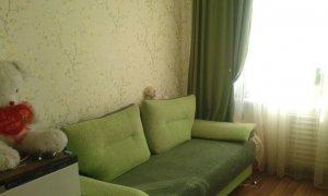 Отличная двухкомнатная квартира с евроремонтом в районе остановки  Горсовет по Проспекту Октября