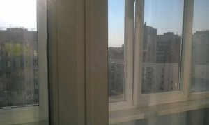 Отличная однокомнатная квартира в самом центре Уфы по улице Цюрупы
