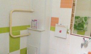 Уютная однокомнатная квартира в Черниковке в новом доме на Максима Горького