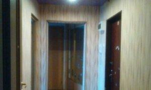 Двухкомнатная квартира по улице Губайдуллина с ремонтом под евро