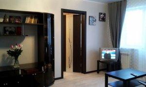 Двухкомнатная квартира по улице Степана Халтурина с ремонтом под евро