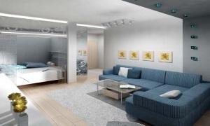 Снять однокомнатную квартиру в Уфе не проблема!