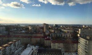 Квартира с евроремонтом в ЖК Фестиваль по улице Комсомольская