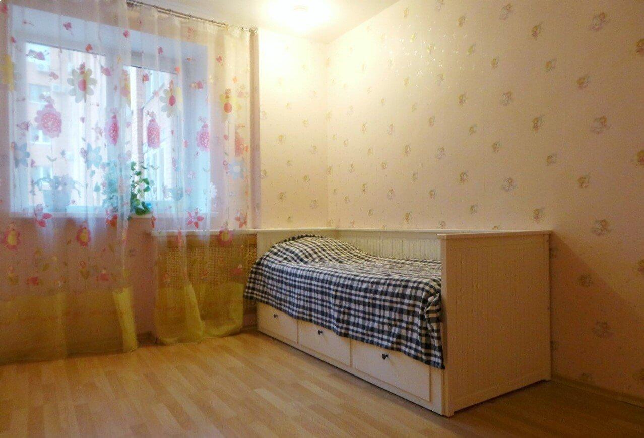 Аренда четырехкомнатной квартиры Гафури, 54