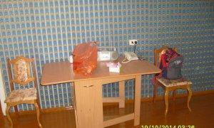 Двухкомнатная квартира с мебелью и техникой эконом класса в Черниковке