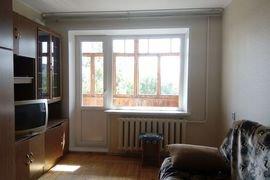 Сдается однокомнатная квартира на проспекте октября на длительный срок