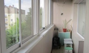 Сдаётся трёхкомнатная квартира на Проспекте Октября