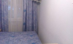 Трехкомнатная квартира в Затоне с ремонтом под евро