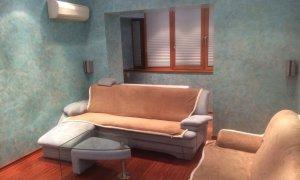 Сдается четырехкомнатная двухуровневая квартира в Зеленой роще