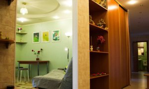Сдается отличная трехкомнатная квартира на Проспекте Октября