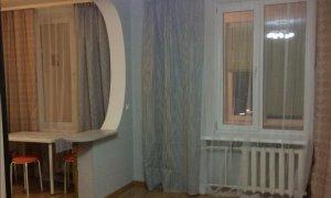 Сдается однокомнатная квартира в районе  школы МВД