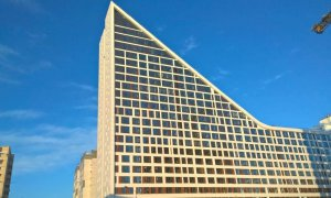 Сдается просторная однокомнатная квартира на Проспекте Октября