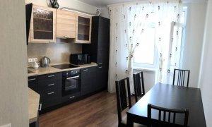 Сдается однокомнатная квартира в районе проспекта Октября