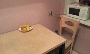 Сдается уютная однокомнатная квартира с евроремонтом в доме по улице Комсомольской