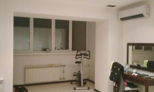 Сдается просторная квартира с евроремонтом в новом доме на Проспекте октября