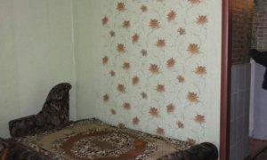 Сдается однокомнатная квартира в Миловке