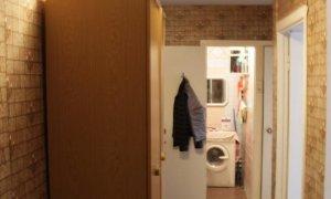 Сдается трехкомнатная квартира в Молодежном микрорайоне