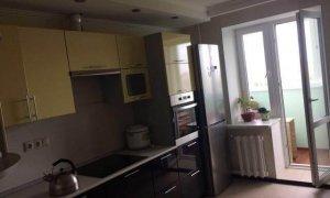 Сдается однокомнатная квартира с евроремонтом в Затоне.