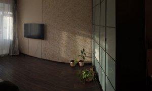 Сдается отличная однокомнатная квартира с евроремонтом в центре Черниковки